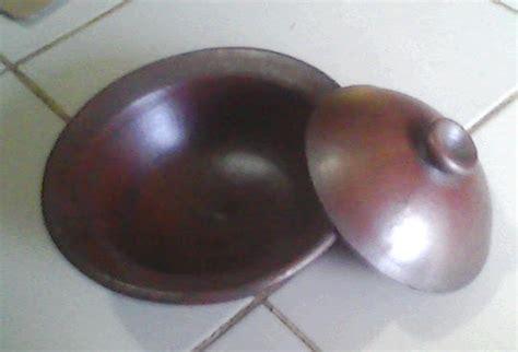 Wajan Serabi kerajinan gerabah klaten jawa tengah wajan penggorengan