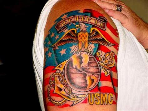 tattoo ideas for veterans inky beer salutes our veterans and their ink on veterans