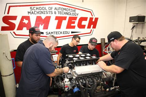 industrial technical trade schools in houston texas with learning power sam tech ranked as a top trade school in