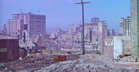 earliest color photos after the quake the earliest known color photographs of