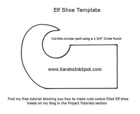printable elf shoes christmas elf shoe template search results calendar 2015