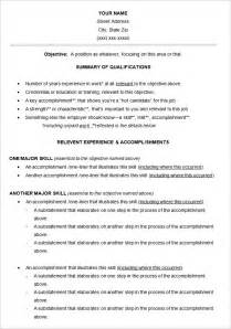 functional resume template free doc 680920 functional resume template free