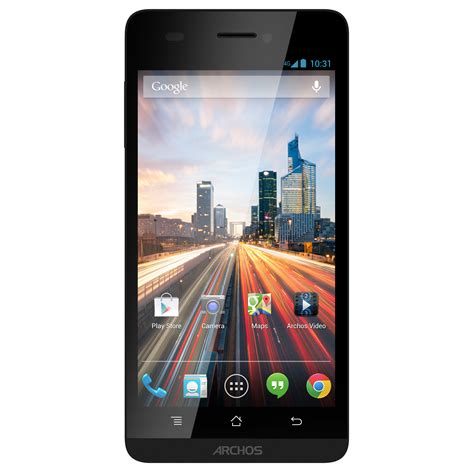 android helium archos unveils 50 helium 4g and 45 helium 4g ahead of ces 2014