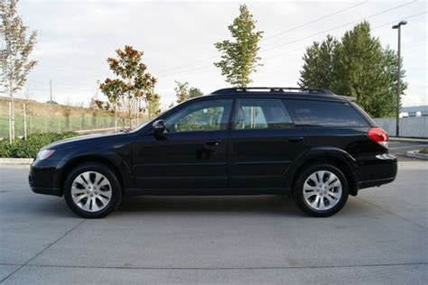 Subaru Outback 6 Cylinder by Purchase Used 2008 Subaru Outback 3 0r H6 Ll Bean 54k