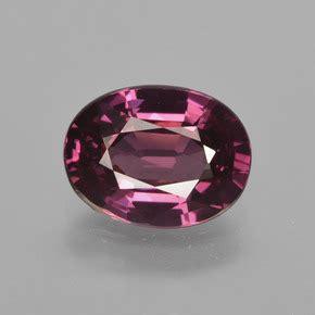 Rhodolite Garnet 2 40 Crt 2 4 carat raspberry rhodolite garnet gem from