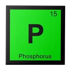 p phosphorus chemistry periodic table symbol ceramic