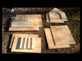 Lowes Small House Kits by Doghouse Build From Lowes Plans Slide Show Youtube