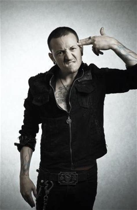 chester chester bennington photo 10829633 fanpop