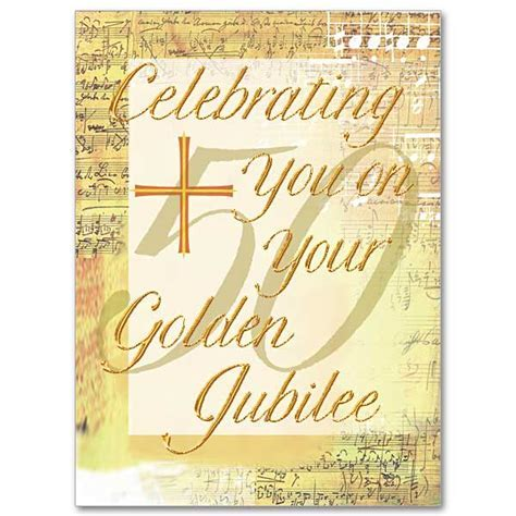Celebrating You On Your Golden Jubilee: Priest or