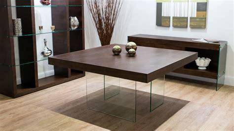 furniture seductive dark wood square dining room table dark wood square dining table glass legs seats 6 8