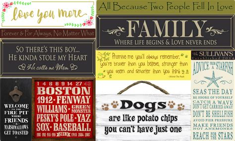 Handmade Decor For Home by Wooden Signs Amp Sayings At Country Marketplace