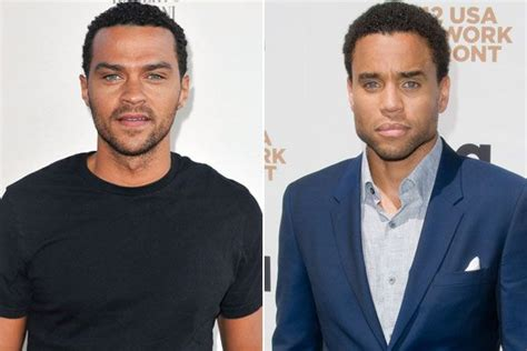 michael ealy brother jesse williams michael ealy i vote jesse
