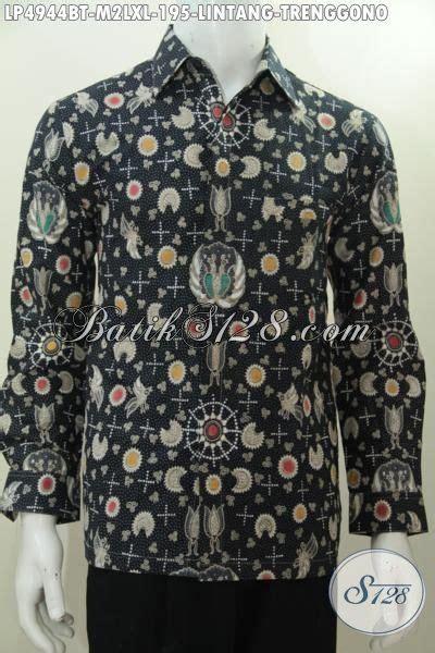desain baju batik dewasa hem batik lelaki muda dan dewasa desain spesial tahun ini