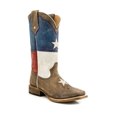 17 best images about wear it on white blue western boots and july 4th
