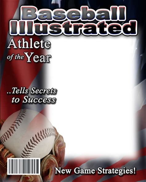 sports magazine cover template www pixshark com images