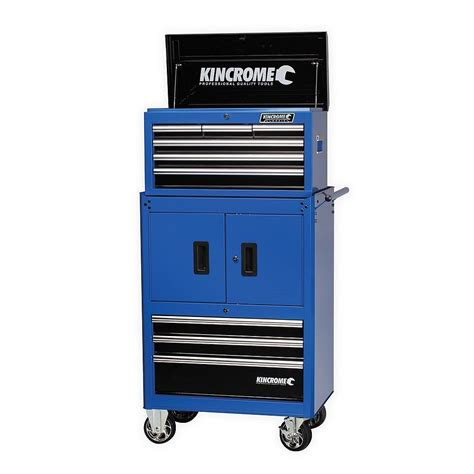 cheap tool storage cabinets kincrome classic chest trolley combo 9 drawer 26 quot k7329