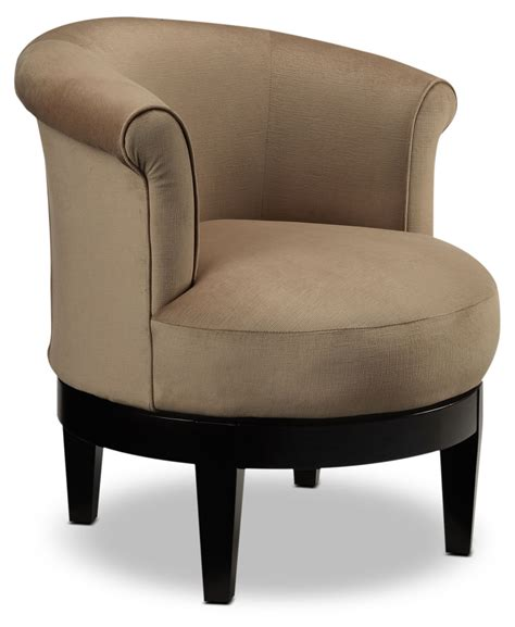 attica swivel accent chair coffee leons