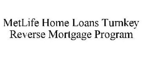 metlife home loans turnkey mortgage program
