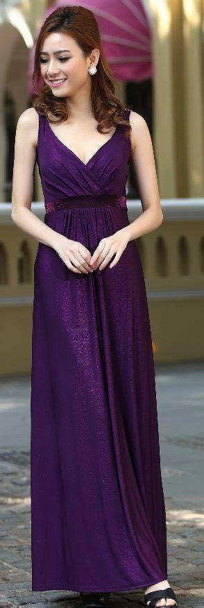Fall Trend Alert Belted Purple Dresses by Purple Maxi Dress Trends For Fall Fashion Gossip