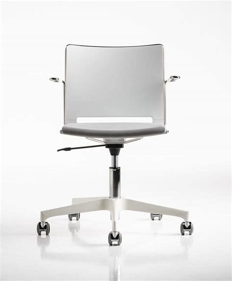 ideal sedie chair ideal for meeting rooms and as desk chair for