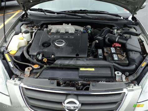 nissan altima engine 2002 nissan altima 3 5 se 3 5 liter dohc 24 valve v6