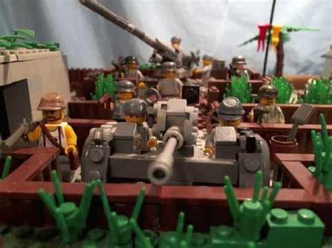 Mini Wolrd Wap Etnos Wacth lego ww2 moc quot battle of the bunker quot