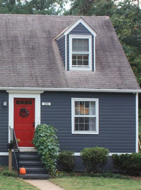 13 best images about siding and door color schemes on