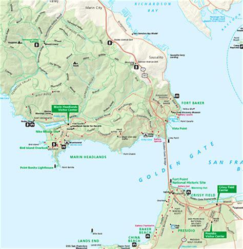 san francisco map presidio presidio san francisco map map of the presidio in san