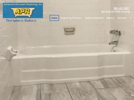 advanced bathtub refinishing advanced porcelain reglazing inc tub reglazing winter
