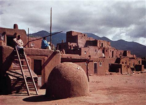 Pueblo Adobe Homes Pueblo Architecture Britannica Com