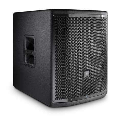 Box Speaker Jbl jbl prx815xlfw 15 active pa subwoofer box opened at