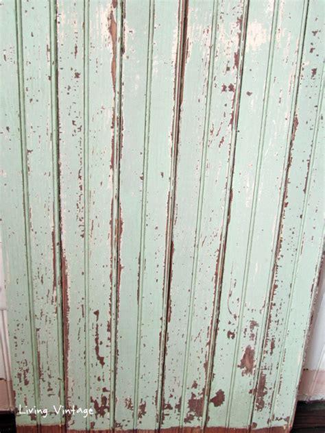 reclaimed beadboard our kitchen backsplash saga living vintage