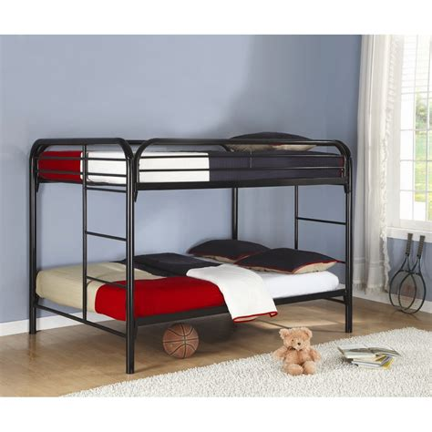 bunk bed full sturdy bunk beds for adults homesfeed