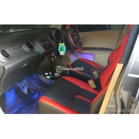 Spion Mobil Honda Brio Satya Mobil Honda Brio Satya 2013 Tipe A Manual Abu Metalik