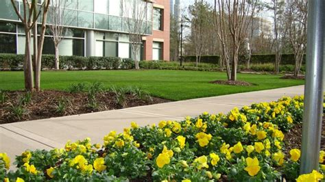 Commercial Landscaping All Seasons Lawn Care Commercial Landscape Service
