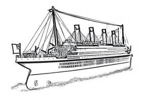 titanic coloring pages free printable titanic coloring pages for