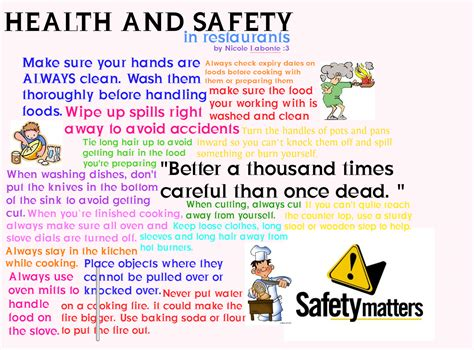 Safety Tips In Kitchen by Kitchen Safety Tips Awesome Ideas 4moltqa