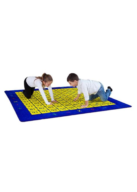100 Grid Rug Mat - number rugs roselawnlutheran