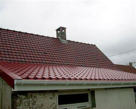 tuile pour faible pente 20 toitures panneaux tuiles luxmetall cote d opale toitures