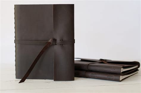 Portfolio L Post by Leather Portfolio Book By Blue Sky Papers