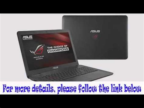 Laptop Asus Rog Gl551jw Ds71 check asus rog gl551jw ds71 15 6 inch fhd gaming laptop nvidia ge product images