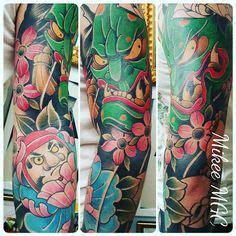 tattoo oriental daruma significado chronic ink tattoo toronto tattoo some colours added to