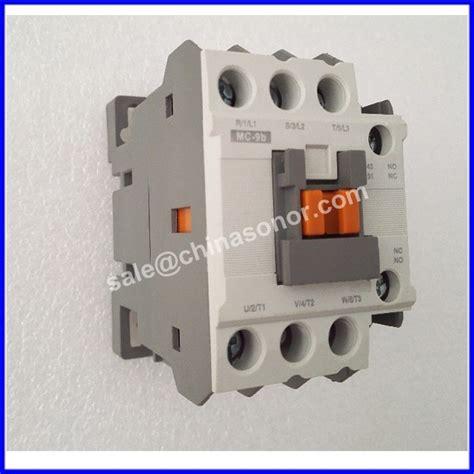 Contactor Ls Mc 9b mc contactor 110v mc 9b 9a buy ls magnetic contactor