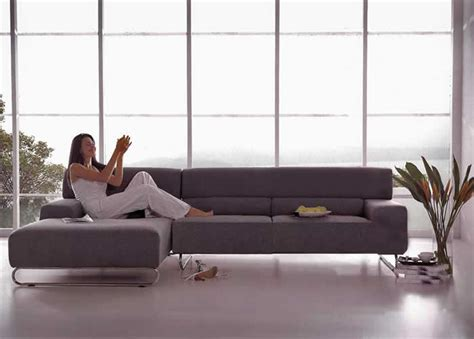 Sectional Sofa In Small Space by 10 Stylish And Cool Sectional Couches For Small Spaces