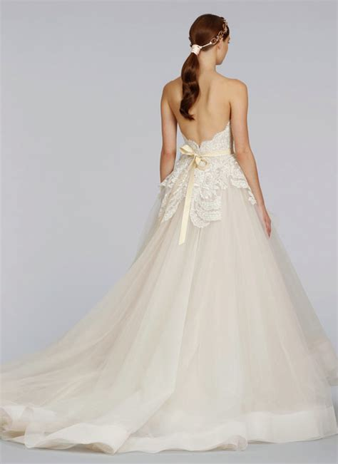 lazaro wedding dresses 2014 lazaro wedding dresses 2014 collection modwedding