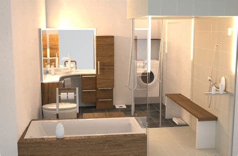 Smart Bathroom Ideas by Natural Universal Bathroom Design Listed In Smart