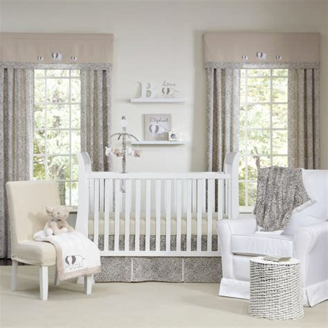 Contemporary Crib Bedding The Sweet Safari By Wendy Bellisimo 5 Crib Bedding Set Contemporary Baby Bedding By