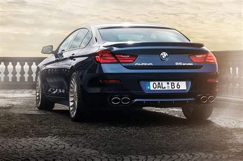 Qstart Reminds You Where Youre Driving Big Picture Wise by News Bmw Alpina B6 Gran Coupe Reminds You Of The M Cars