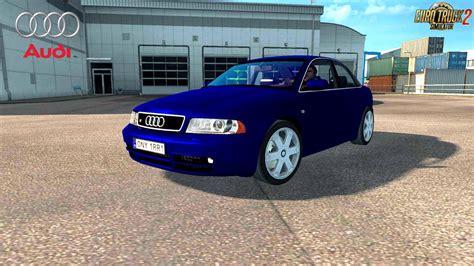 Audi A4 B5 Key by Audi A4 B5 S4 Sedan Avant V1 0 1 28 X 187 Ets2 Mods