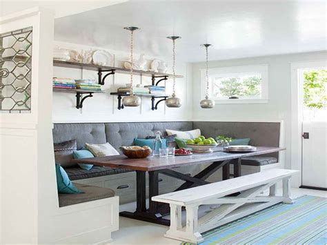 bloombety stylish banquette design ideas with wood
